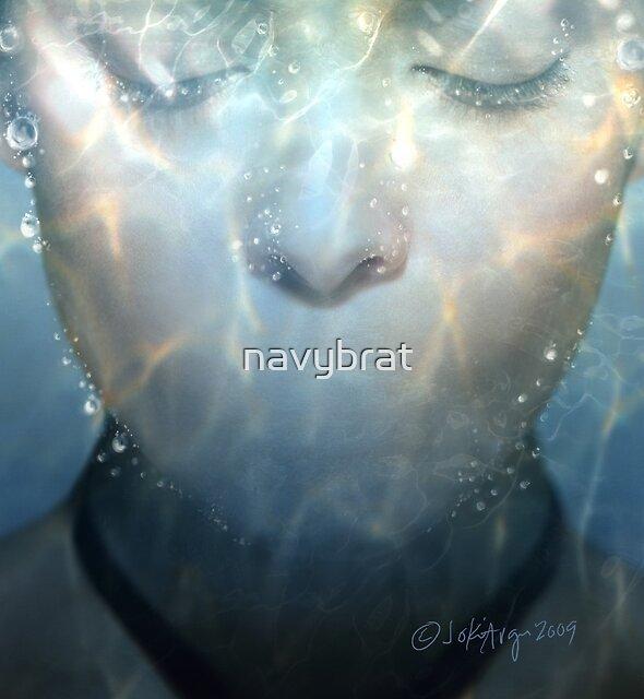 submerged in silence by navybrat