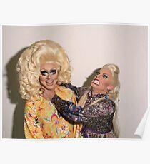 Trixie Mattel and Katya Poster