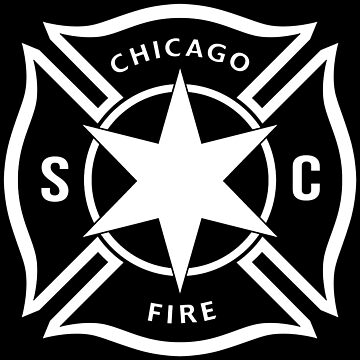 Chicago fire new logo by pxrple0ceanx