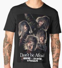 L'arc~en~ciel Don't Be Afraid Zombies Men's Premium T-Shirt