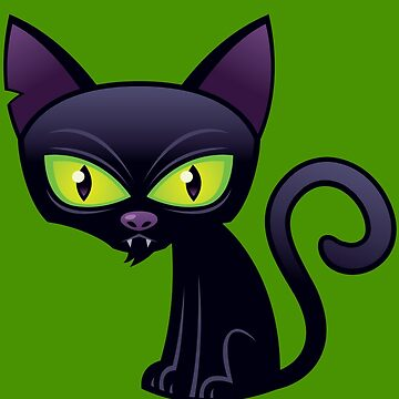 Black Cat by fizzgig