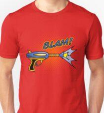 BLAM! - Raygun MKII T-Shirt