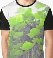 Bustling Ivy Graphic T-Shirt