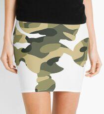 Camo Yoshi Mini Skirt