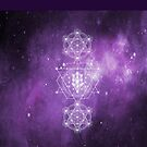 Sacred Geometry - We Are Stardust by LuciaS