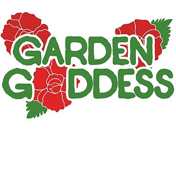 Garden Goddess by Boogiemonst