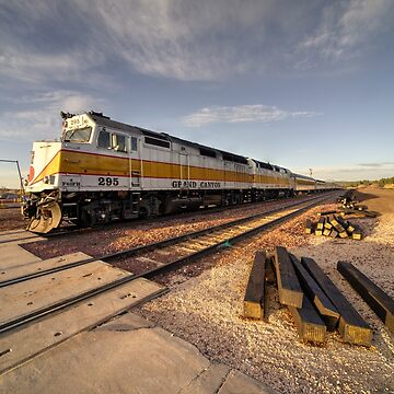 Canyon Rail Twylight  by hawkie