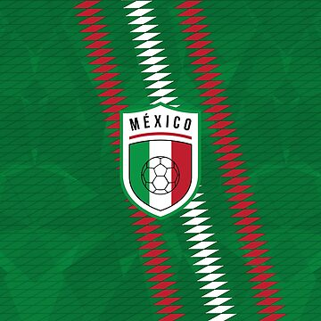 Mexico Football by fimbisdesigns