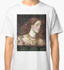 Fair Rosamund by Dante Gabriel Rossetti Classic T-Shirt