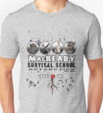 MacReady School of Survival Unisex T-Shirt