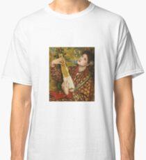 A Christmas Carol by Dante Gabriel Rossetti Classic T-Shirt
