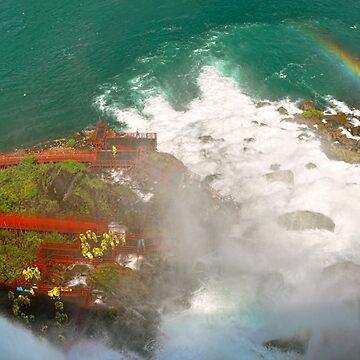 City - Niagara NY -  In the eye of a hurricane by mikesavad
