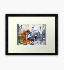 #75 Framed Print