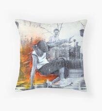 #75 Throw Pillow