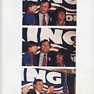 1994 Governor's Race Announcement by Wayne King