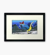 #85 Framed Print