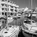 benalmadena marina by Profo Folia