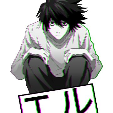 L Death Note by MisterNightmare