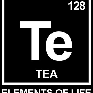 Elements of life: 128 tea by PhrasesTheThird