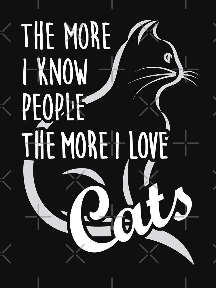 I love cats by Vectorbrusher