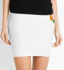 Farting Carrot Mini Skirt
