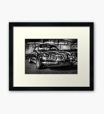 Alpine A110 Framed Print