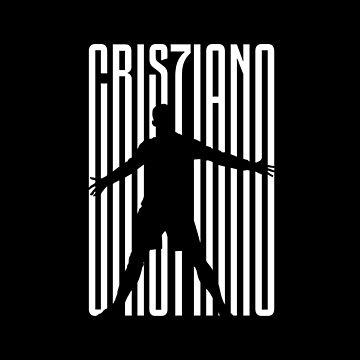 Cristiano Ronaldo Logo by eightyeightjoe