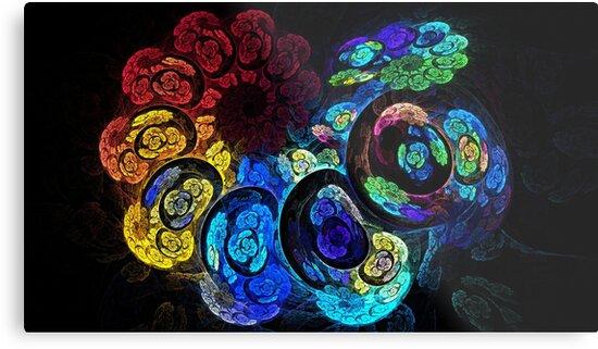 Rainbow Nautilus by KimSyOk