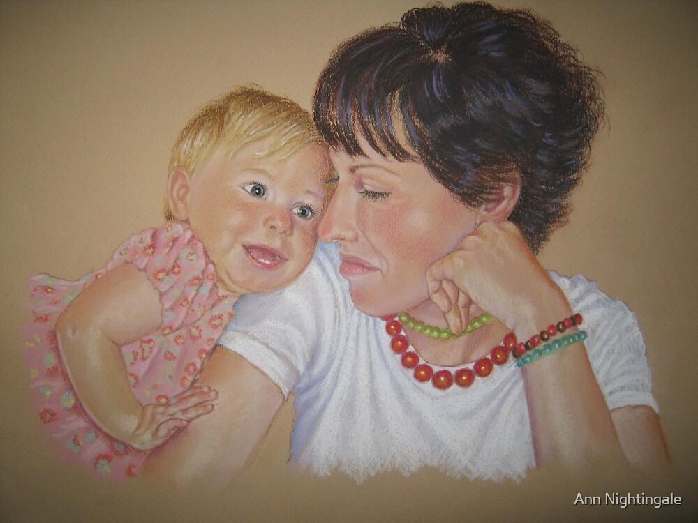 Sisters by Ann Nightingale