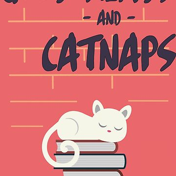 Good Reads and Cat Naps by MeowntainCafe