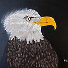'Eagle' by Ellie Bond (2018) by Peter Evans Art