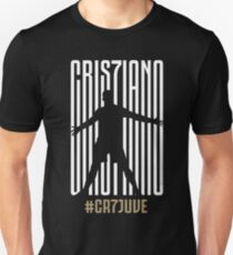 Welcome To Juve Cristiano Unisex T-Shirt