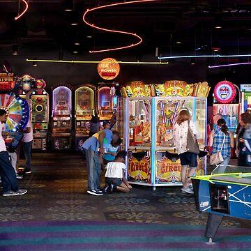 Hobbies - The modern arcade by mikesavad