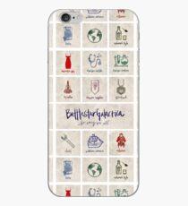 Battlestar Galactica - Minimalist Poster iPhone Case