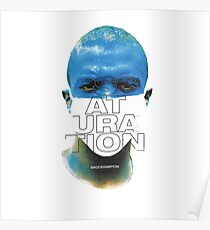 Saturation 1  Poster