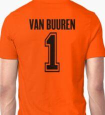 Armin Van Buuren #1 Slim Fit T-Shirt