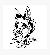 SwaggZilla Photographic Print