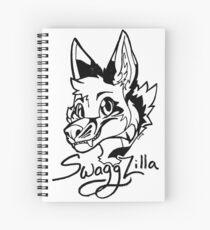 SwaggZilla Spiral Notebook