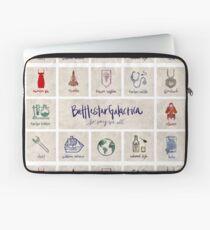Battlestar Galactica - Minimalist Poster 2 Laptop Sleeve