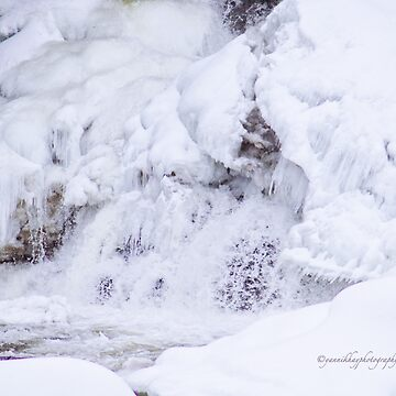 Winter Falls - Plaisance by Photograph2u