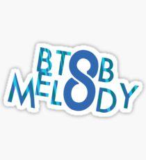 BTOB&Melody Sticker