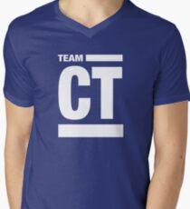 Team CT Men's V-Neck T-Shirt