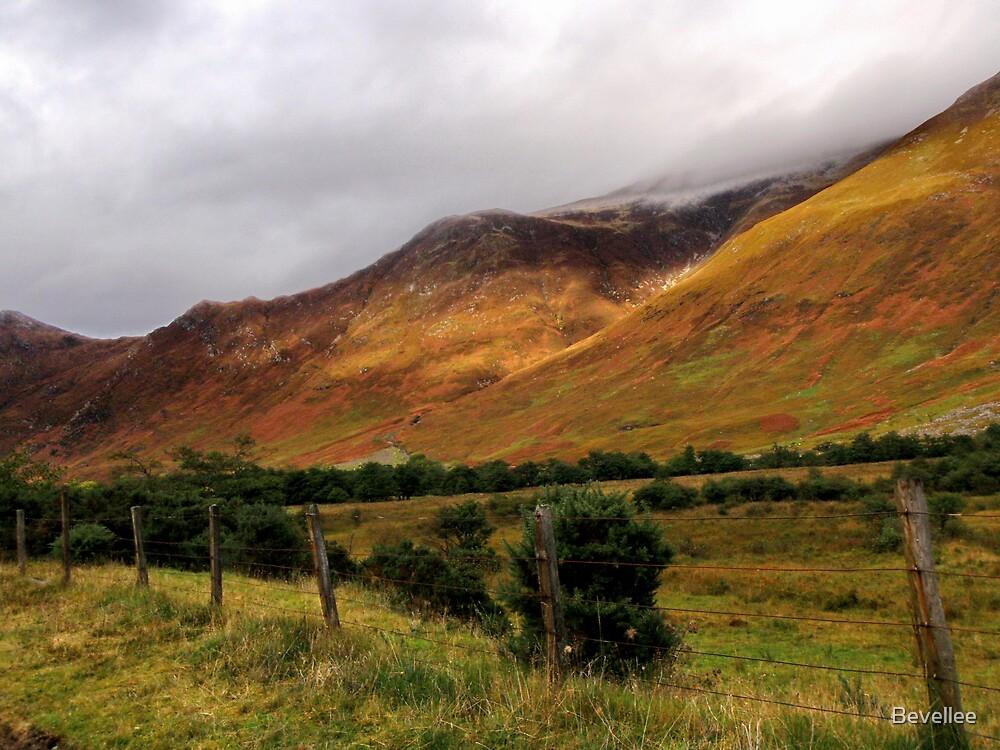 Road to Skye by Bevellee