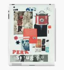 perk iPad Case/Skin