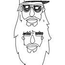 LeTank - Off my hair / Off my beard by thomasletank