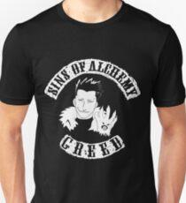Sünden der Alchemie - Gier v2 Slim Fit T-Shirt