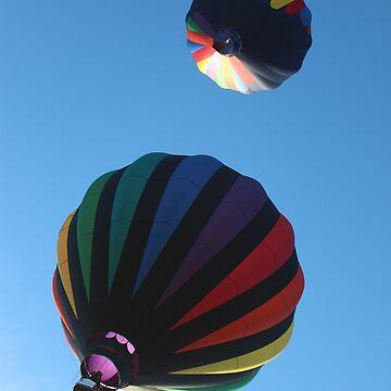 Hudson Valley Balloon Festival ~ 2018 by ChereeCheree