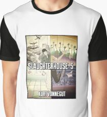 Slaughterhouse-5 Fan Cover Graphic T-Shirt