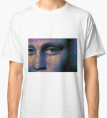 Mona Lisa Eyes 1 Classic T-Shirt