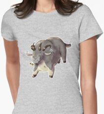 Cute Guild Wars Dolyak Womens Fitted T-Shirt